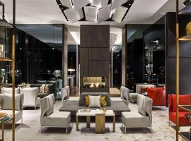 Fairmont Quasar Istanbul Hotel, hotel in Istanbul