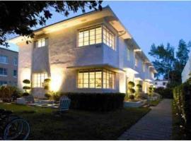 LINCOLN RD-MIAMI BEACH-CHARMING VACATION 105, apartamento em Miami Beach