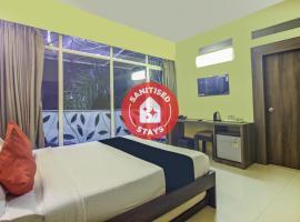 CAPITAL O76120 Joy Stays Sharanam Green Calangute, hotel in Marmagao