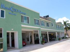 Hotel Malecón, hotel in Campeche