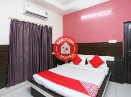 OYO 28174 Hotel Sai Krupa, hotel in Sambalpur