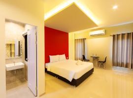 Rock Resort โรงแรมในRatchaburi