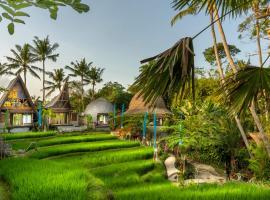 Menzel Ubud, resort in Ubud