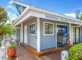 Tin Can Bay Marina Villas, resort in Tin Can Bay