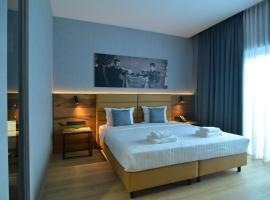 mk hotel tirana, hotell nära Tirana internationella flygplats Moder Teresa - TIA, Tirana