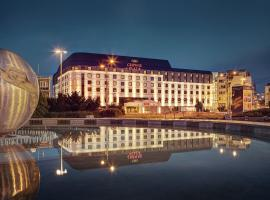 Crowne Plaza Bratislava, hotel near St. Michael's Gate, Bratislava