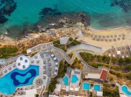 Mykonos Grand Hotel & Resort, hotel ad Agios Ioannis