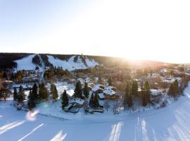 Lapland Hotels Ounasvaara Chalets, hotel near Santa Claus Village - Main Post Office, Rovaniemi