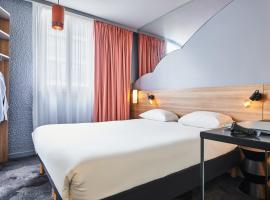 ibis Styles Paris Alesia Montparnasse, hotel near Denfert-Rochereau Metro Station, Paris