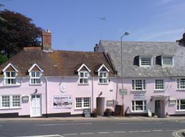 The Mariners Hotel, hotel in Lyme Regis