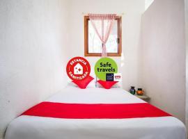 OYO Cabañas Abril, hotel en Mazunte