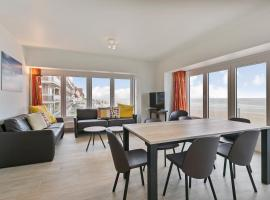 Majestic Apartment With Breathtaking Sea View, apartment in De Haan