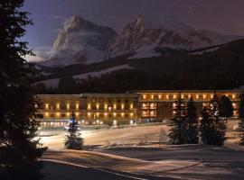 Sporthotel Floralpina, hotel en Alpe di Siusi