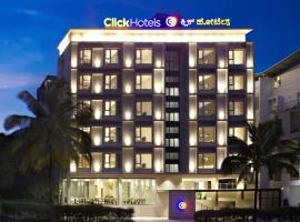 Click Hotel Bangalore, family hotel in Bangalore