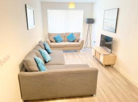 Luxury 2-Double Bedroom City Centre & Parking, accessible hotel in Manchester