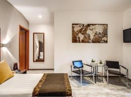 Rome Garden Hotel, hotel a Roma, Nomentano