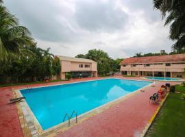 OYO 14418 Sports Club Of Jabalpur, hotel in Jabalpur