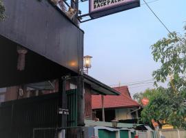 Purple Monkey Backpackers Chiang mai, hostel in Chiang Mai