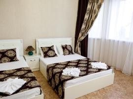 ЛиАрт отель, отель в Витязеве