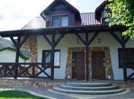 Domki całoroczne Sławianowo, apartment in Złotów
