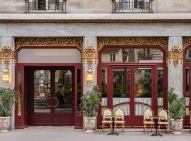 Hotel Rochechouart, hotel near Sacré-Coeur, Paris