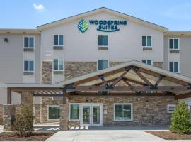 WoodSpring Suites Fort Mill, hotel v destinaci Fort Mill