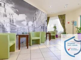 Hotel Zielony, отель в Познани