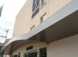 Lara's Hotel, hotel in Acailandia