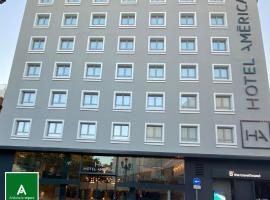 Hotel América Sevilla, hotel cerca de Museo de Bellas Artes de Sevilla, Sevilla