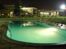 PARQUE APART HOTEL, hotel in San Juan