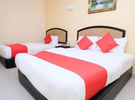 OYO 635 Seven Days Hotel, hotel in Raub