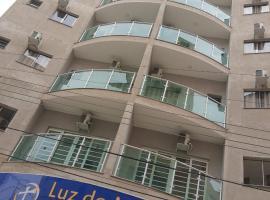 Luz do Mundo Hotel, hotel em Aparecida