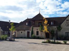 Hotel Le Clos De La Vouge, hôtel à Vougeot
