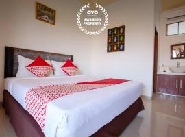 OYO 401 The Frog Homestay Sanur, hotel in Sanur