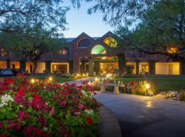 The Lodge at Ventana Canyon, golf hotel in Tucson