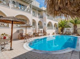 Hotel Summer Dream, хотел в Камари