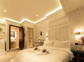 AJ Residence @ Kota Kinabalu City Center, apartment in Kota Kinabalu