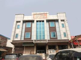 OYO 24680 Hotel Devansh, hotel near Agra Airport - AGR, Agra