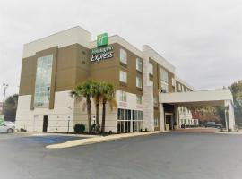 Holiday Inn Express Columbia - Two Notch, an IHG Hotel, hotel in Columbia