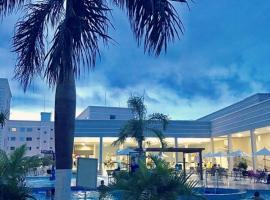 Encontro das Águas Tur, hotel in Caldas Novas