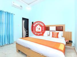 OYO 11497 Hotel Sharnam, hotel near Fateh Burj, Kharar
