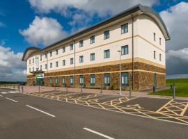 Holiday Inn Express - Bodmin - Victoria Junction, budget hotel in St Austell