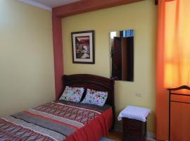 Hostal Mulato & Chaparri Chongoyape, pet-friendly hotel in Chongoyape
