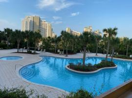 Ocean View Luxurious Condo-BEST location + balcony, vacation rental in Destin