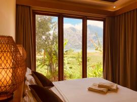 Segara Healing Villa, hotel in Kubupenlokan