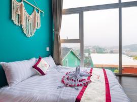 Dalat Rose Hill Villa - Moutain View, homestay in Da Lat