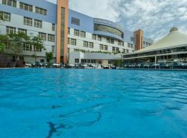 Carlton Al Moaibed Hotel, hotel perto de Imam Abdulrahman Bin Faisal University, Al Khobar