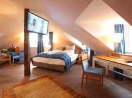 Hotel MainChateau, hotel in Seligenstadt