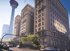 The Fairmont Palliser, hotel em Calgary