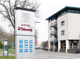 Hotel De Druiventros, hotel in Tilburg